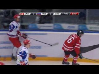 IIHF 2013 World Cup Juniors. 3-rd place match