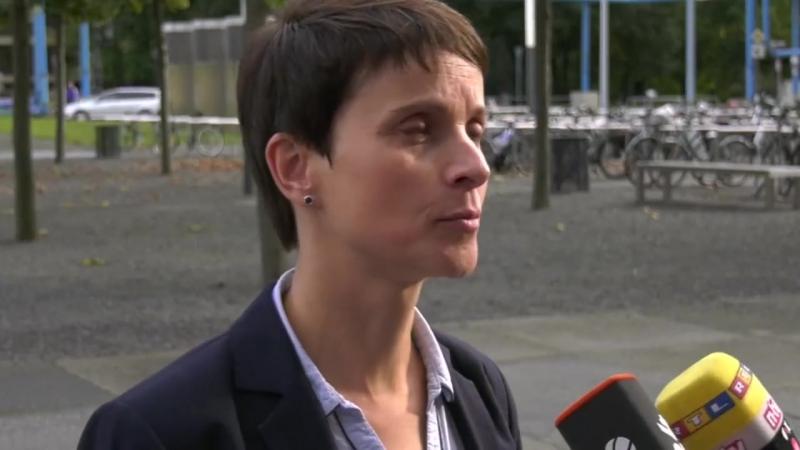 Amt des Bundestagsvizepräsidenten Petry macht AfD Konkurrenz und stellt eigenen Kandidaten auf