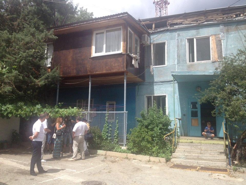 Розыск собственников недвижимости в Партените. Волшебный Партенит