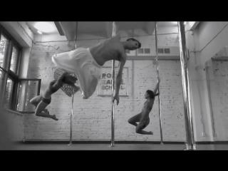 People cant fly | Polët Dance School. Staev Dimitry, Saifutdinova Alina, Seyp Alena.