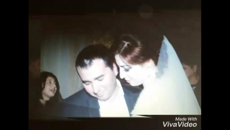 ❤ первая 💙 годовшина 💚 нашей 💛 свадьбы 💜