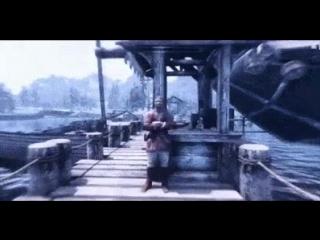 The Elder Scrolls V: Skyrim невероятный выстрел из лука