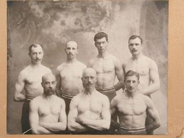 Русское гимнастическое общество