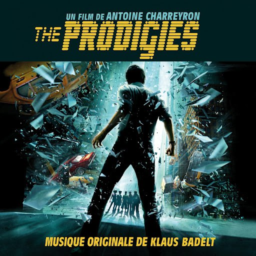 Klaus Badelt альбом The Prodigies (Original Motion Soundtrack)