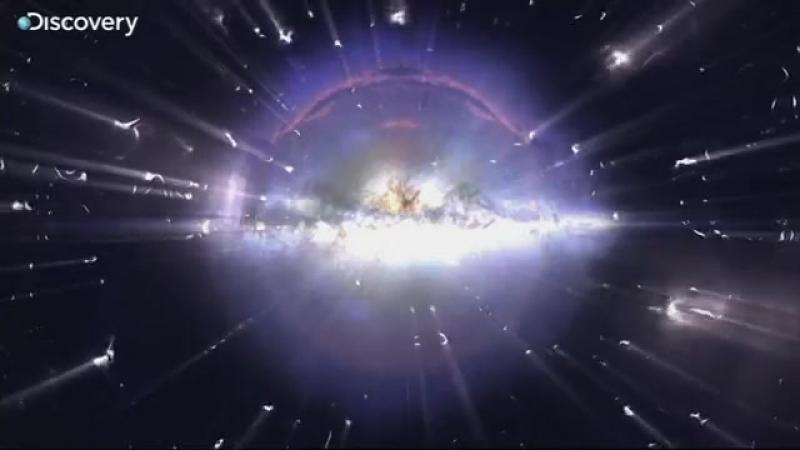Внутри черной дыры - Как устроена Вселенная