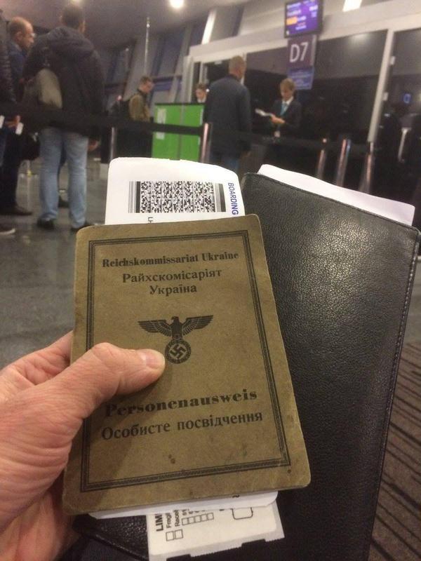 Ну что, кто там с новыми пасспортами уже ездил в Европу? Везде пускают? Счастье наступило? 😊