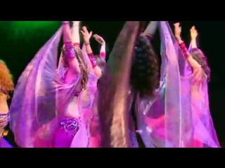 Dondi in Paris, France 2004--Belly Dance Super Stars- Entrance of the Stars 7296