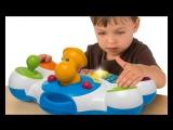 Видео обзоры игрушек - Пианино CHICCO