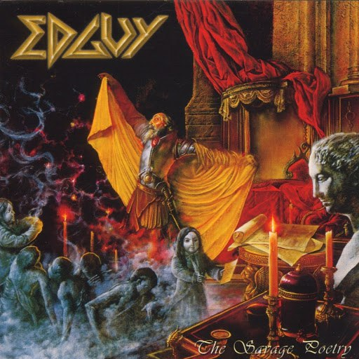 Edguy альбом Savage Poetry