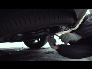 Кража запасного колеса