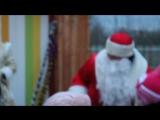 Дедушка Мороз № 3 празднует день рождения в парке