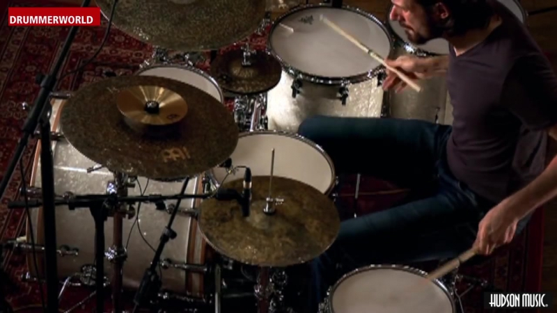 Benny Greb Drum Solo