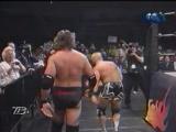 Титаны реслинга на ТНТ и СТС WCW Nitro (December 18, 2000)