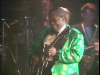 Bb king with gary moore- the thrill is gone - hi quality