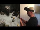 VR Box II приложения_ американские горки, видео-плеер, фильмы в 3D