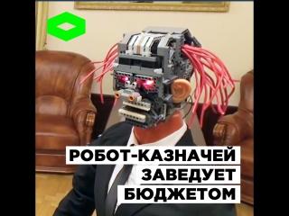 Робот-казначей заведует бюджетом Ленобласти   ROMB