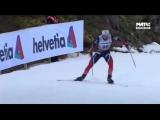 Лыжные гонки Кубок мира Давос 10_12_16 женщины 15 км свободный стиль