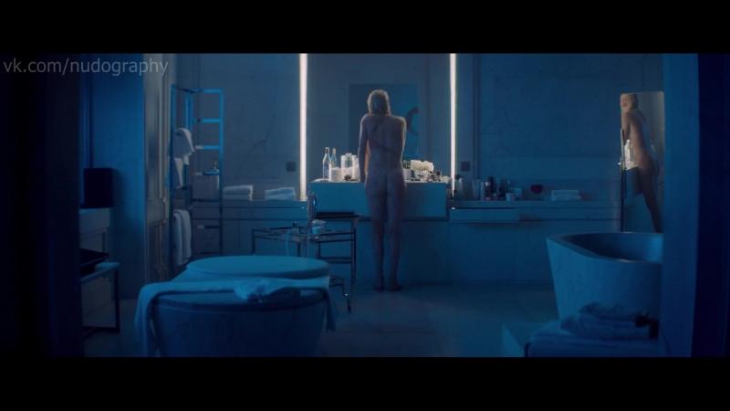 Шарлиз Терон Charlize Theron голая в фильме Взрывная блондинка Atomic Blonde 2017 Дэвид Литч 1080p