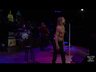 Iggy Pop on Austin City Limits China Girl