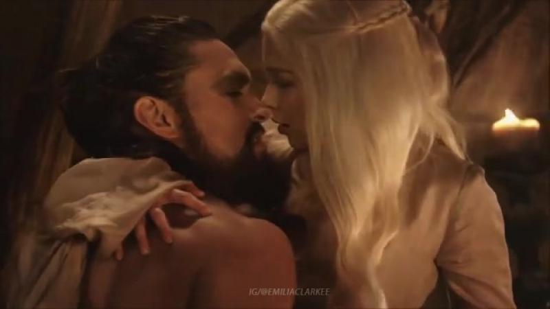 Daenerys/Khal Drogo