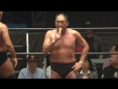 Shinjiro Otani, Tatsuhito Takaiwa vs. Koji Kanemoto, Tatsumi Fujinami (ZERO1 - Shinjiro Otani Tatsuhito Takaiwa 25th Anni.)