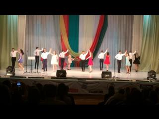 Вальс. День факультета 2017. dance crew