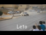 Безбашенный арабский дрифт - Saudi drift NO crashes