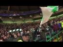 Фанаты Селтика поют Last Christmas