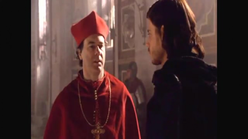 The Borgias/Cardinal Ascanio Sforza/Peter Sullivan