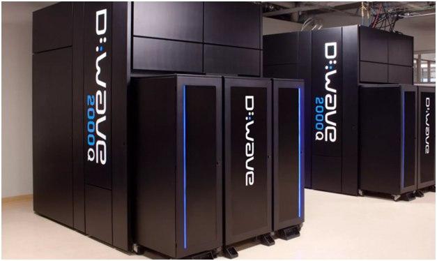 Квантовый компьютер D-Wave 2000Q за 15 млн. долларов