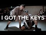 1Million Dance Studio I Got The Keys - DJ Khaled ft. Jay Z & Future / Eunho Kim & Junsun Yoo Choreography