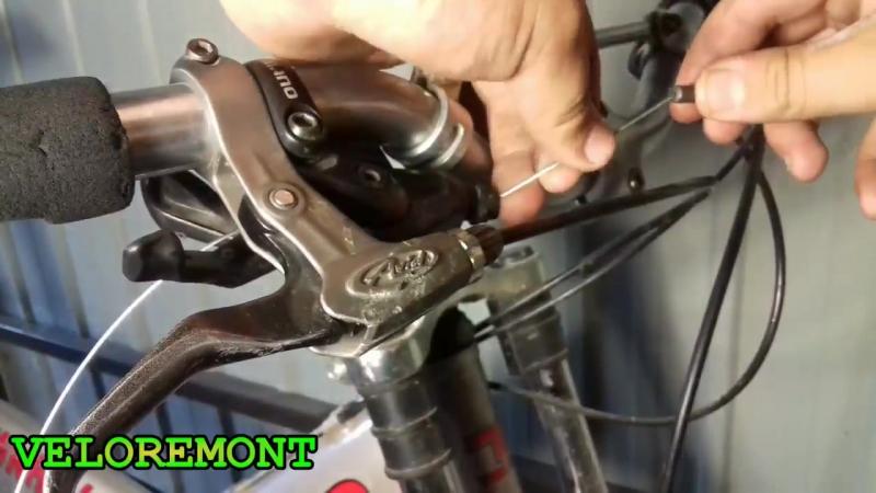 Как поменять тросик передач