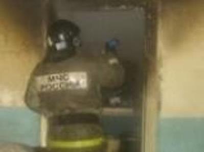В Мурманске горели склад и квартира