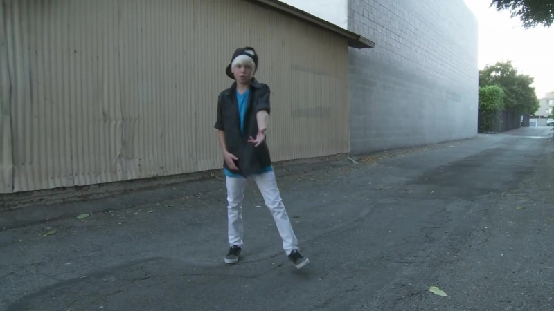 Justin Bieber - As Long As You Love Me cover by 11 yr old Carson Lueders