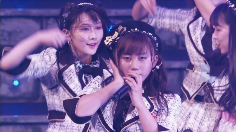 NMB48 - HA! @ Yabushita Shu Sotsugyou Concert ~Istumademo Shuu no Egao wo Wasurenai~