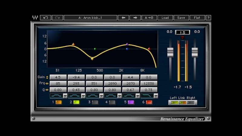 Waves Renaissance Equalizer 5 Affordable EQ's Pt 2 Waves Plugin Wednesday