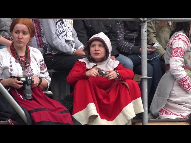 Фестиваль середньовічної культури Сіверські Вікінги (Сиверские викинги). Чер ...