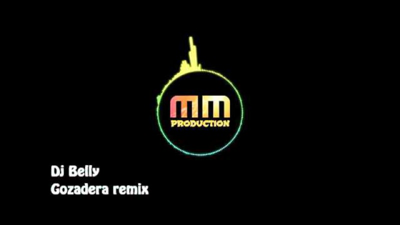 Gente de Zona - La Gozadera ( Dj Belly Afro Remix ) [HQ SOUND]