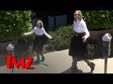 Diane Keaton Caught By The TMZ Tour | TMZ