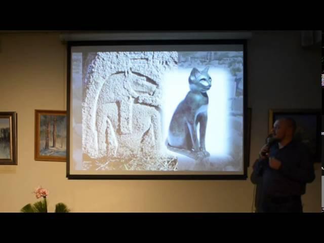 Праздник и ритуал в Древнем Египте Лекция Виктора Солкина