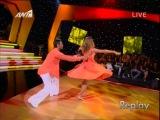 Kostas Martakis & Maria Antimisari - Viennese Waltz / Tosa Kalokairia (Dancing With The Stars)