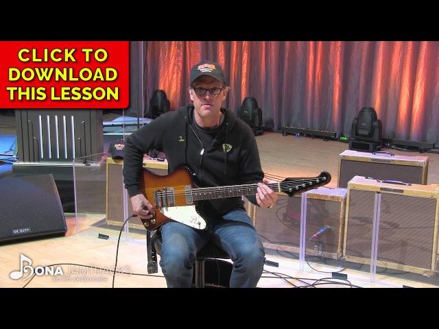 Bona Jam Tracks - Mountain Climbing Official Joe Bonamassa Guitar Backing Track in Open D