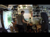 Build a 4-Legged Stilt Walker Costume Part 4- Best Costume Ever!