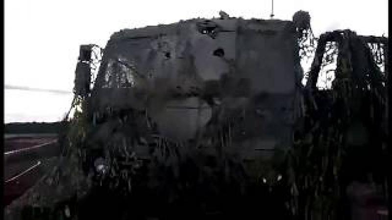 ЧП выстрел вертолета Ка 52 Лужский 16 09 2017 сработал НУРС на учениях Атака