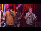 Backstreet Boys &amp Florida Georgia Line - God, Your Mama, and Me (Live Ellen Show 2017)