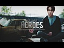 BTS | Heroes [SUPERPOWER AU]