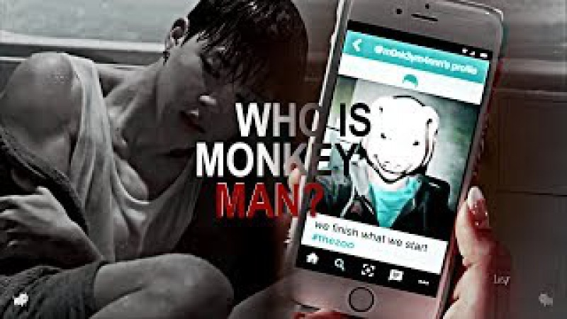 BTS - Who Is Monkey Man t@gged!au PAUCHALLENGE
