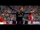 Бавария Мюнхен - Реал Мадрид 1-2 Обзор Матча 12/04/2017 HD