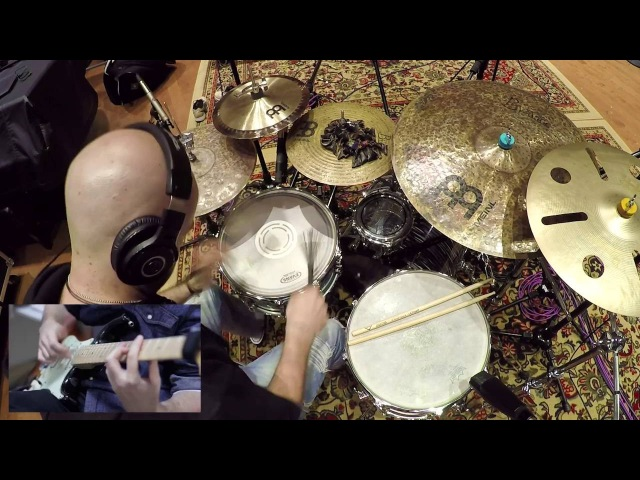 Purple Haze, Jimi Hendrix, Arr. by Alon Tamir, Drums by Yogev Gabay