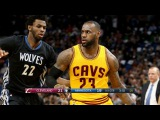 Обзор НБА Миннесота Тимбервулвз – Кливленд Кавальерс 15.02.17